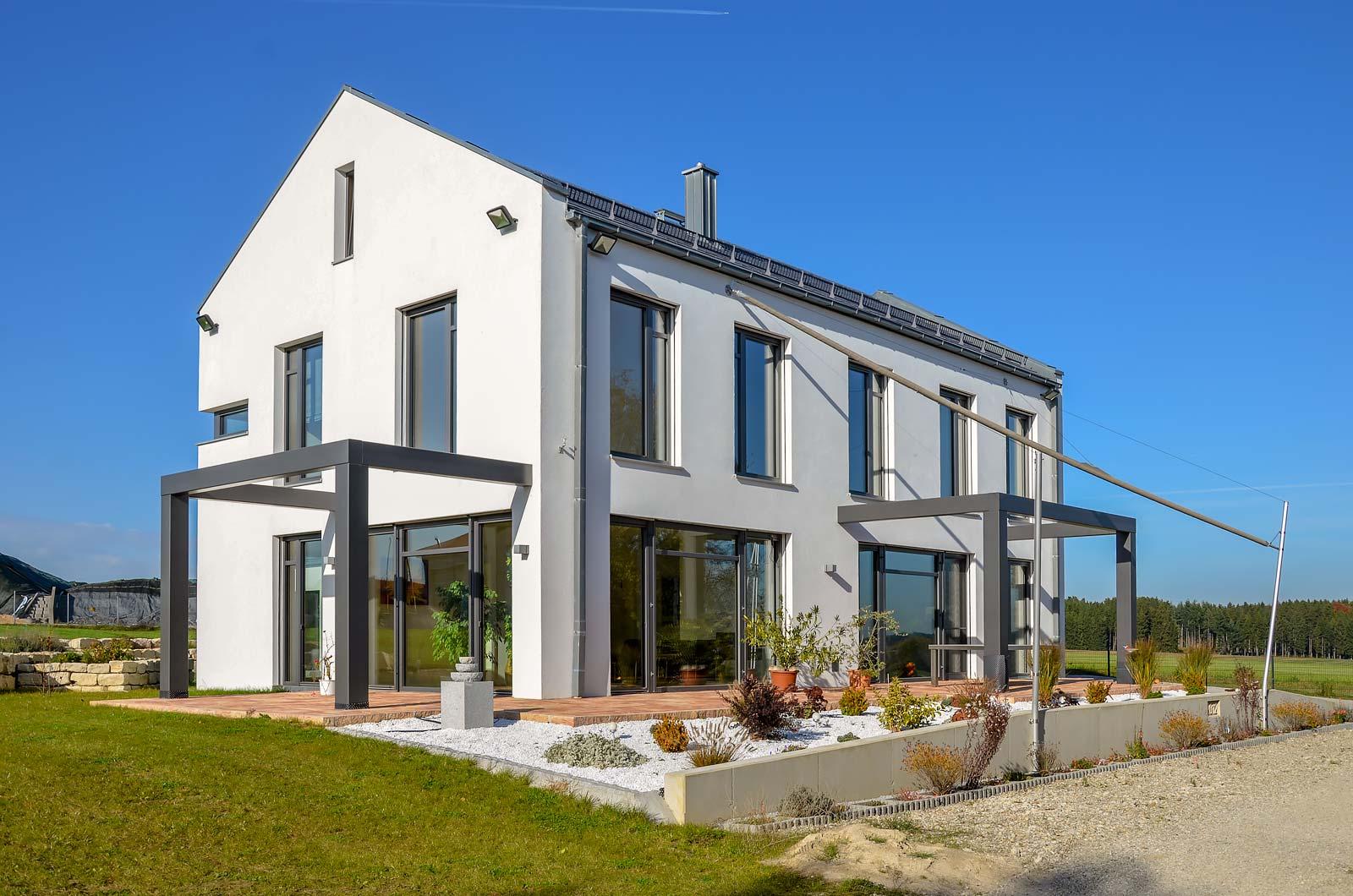 Einfamilienhaus Ebersbach