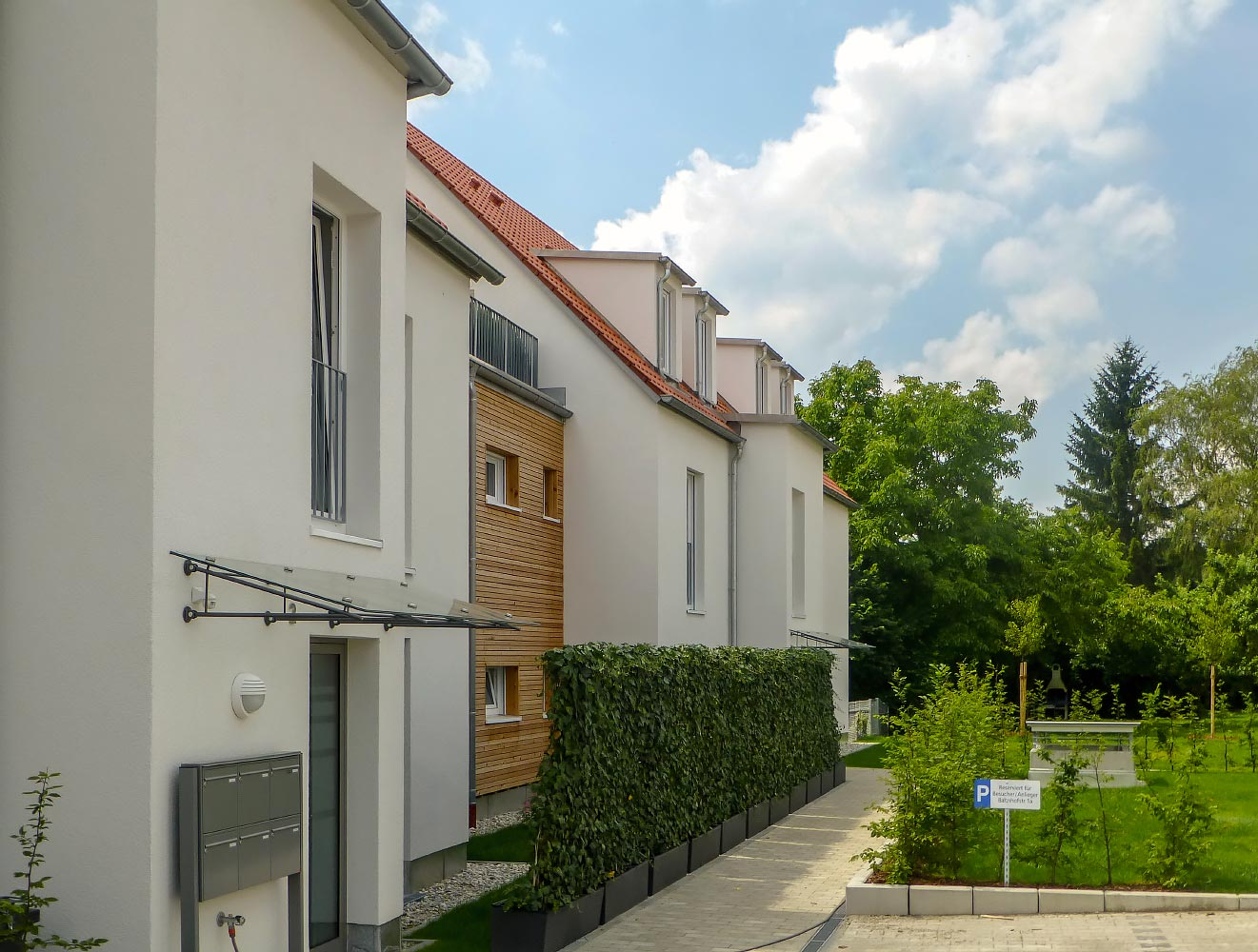 Mehrfamilienhaus Hebertshausen