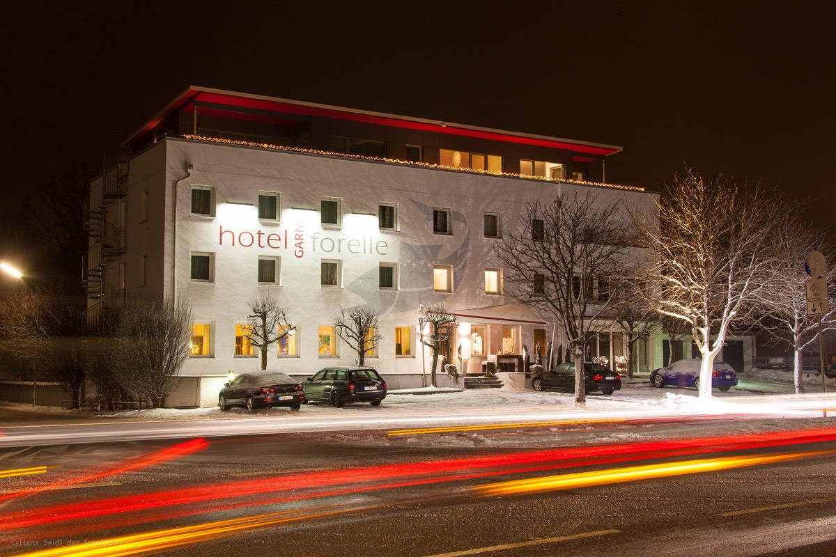 Umbau Hotel Forelle