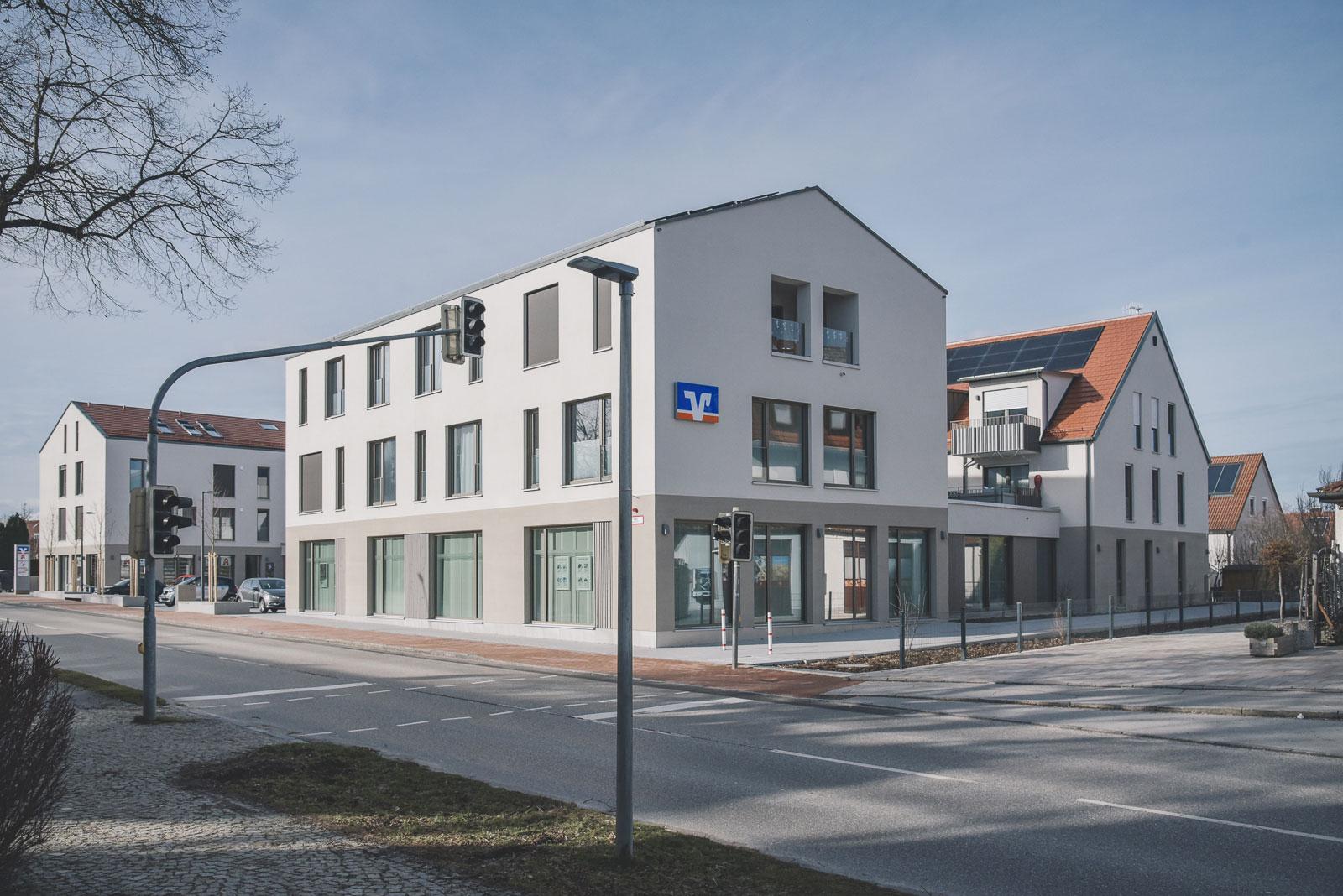 Gewerblicher Wohnungsbau